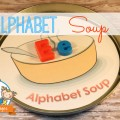 Free Printable Alphabet Soup Printable