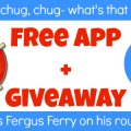 Fergus Ferry Free App and Giveaway
