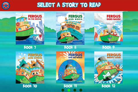 Fergus Ferry App FREE until March 31, 2014 #preschool #kindergarten