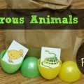Printable Oviparous Animals Game