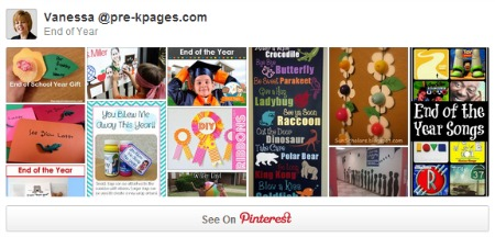 Preschool Graduation Pinterest Board