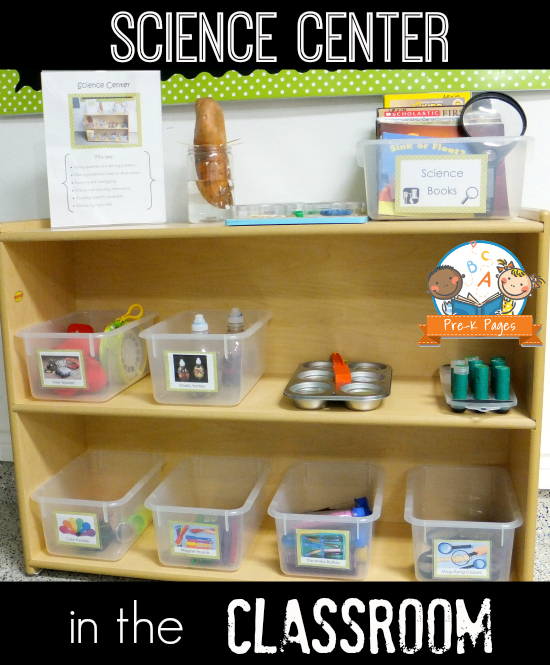 Classroom Ideas Pre K ~ What s in your science center