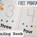 Free Printable Counting Book