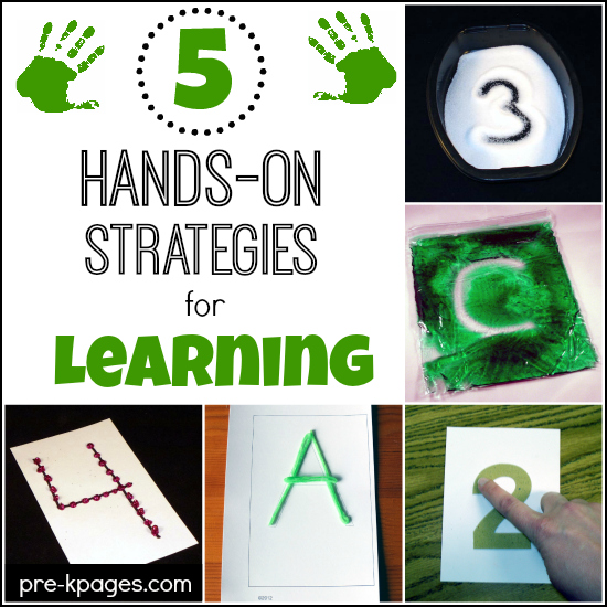 Hands On Learning Strategies