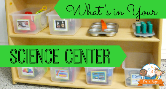 What's in Your Science Center?