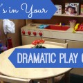 What's in Your Dramatic Play Center?