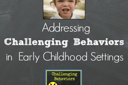 Separation Anxiety in Preschool