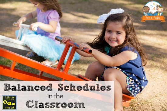 Importance of Balanced Schedules in the Classroom