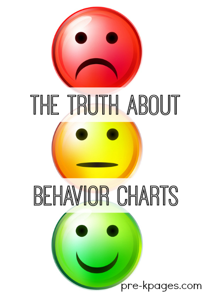 The Truth About Behaviors Charts in the Classroom
