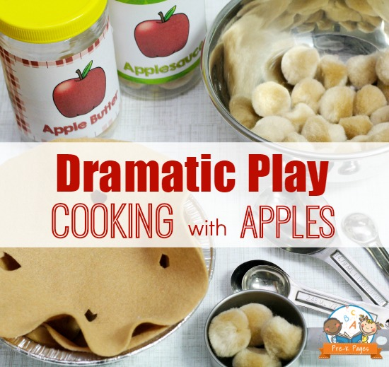 Dramatic Play Apple Orchard Theme