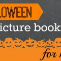 Halloween Book List for Preschool and Kindergarten