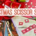 Christmas Scissor Skills