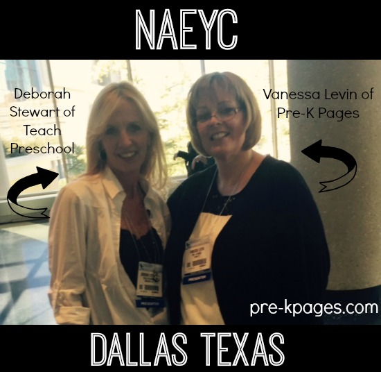 NAEYC Conference Dallas Texas 2014