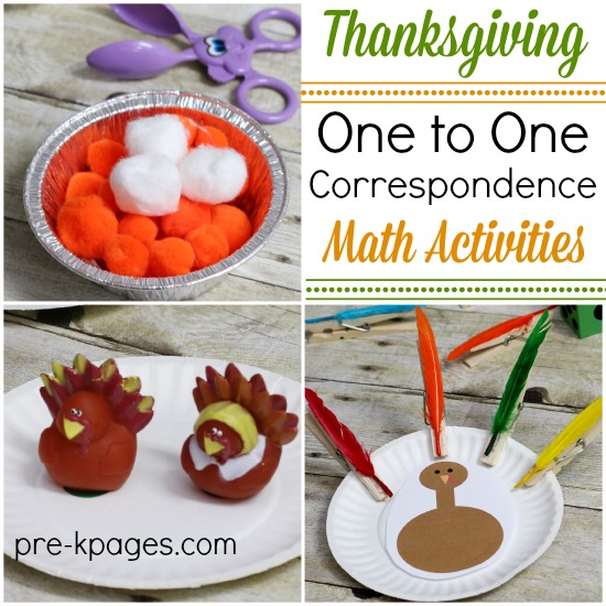 Preschool Thanksgiving Games Ideas : Thanksgiving theme pre k preschool kindergarten