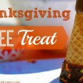Thanksgiving TeePee Treat for Kids