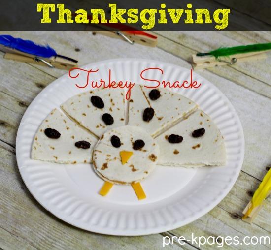 Classroom recipes thanksgiving turkey snacks for Pre k turkey crafts