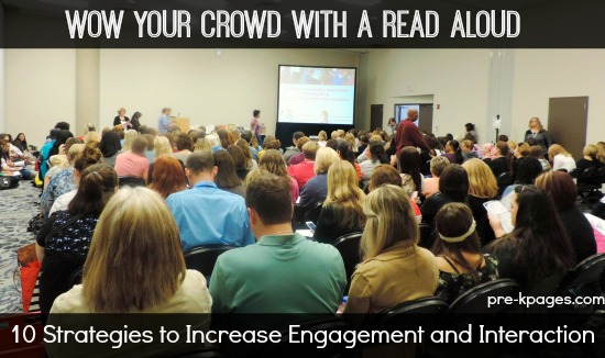Wow Your Crowd with a Read Aloud Presentation at NAEYC 2014