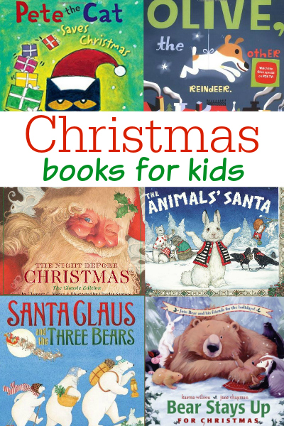 Christmas Picture Books for Preschool