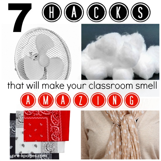 7 Ways to Make Your Classroom Smell Amazing