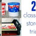 Classroom Storage Ideas for Teachers