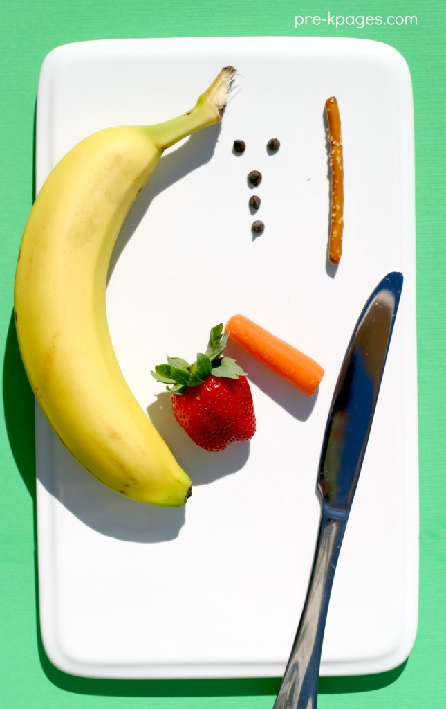 banana snowman recipe