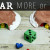 More or Less Math Activity with Bears for Preschool