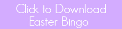 Easter Bingo Download