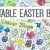 Easter Bingo Game for Kids