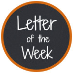 letter-of-the-week