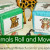 Zoo Animals Roll Move Game