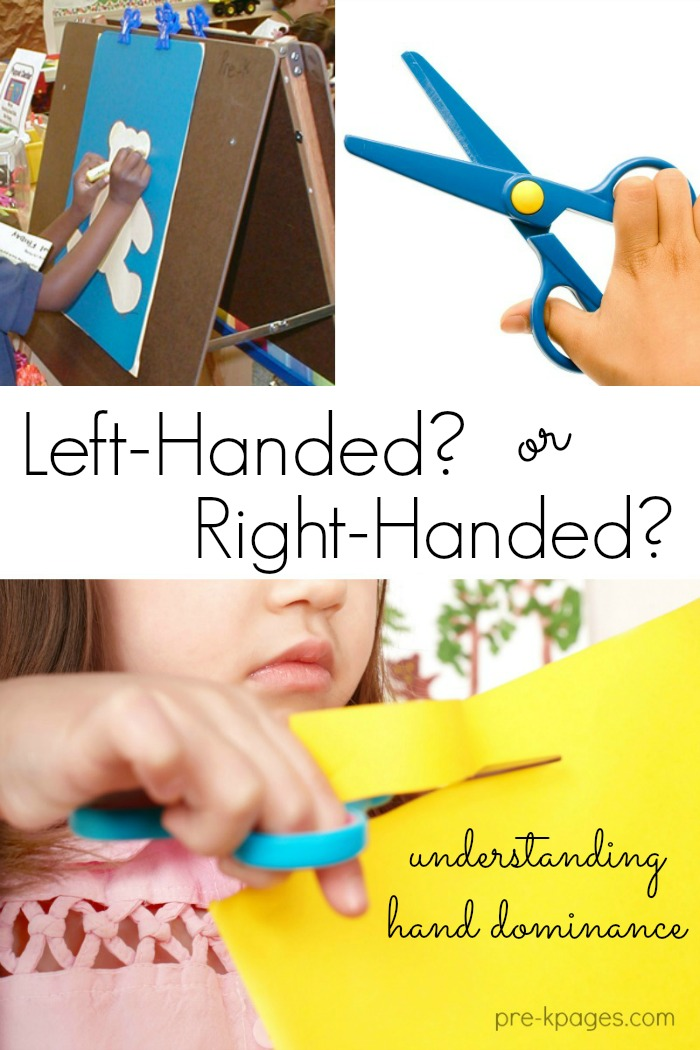 Understanding Hand Dominance in Preschool