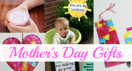 Collection of Mothers Day Gift Ideas for Kids to Make