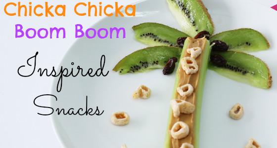 Chicka Chicka Boom Boom in Preschool