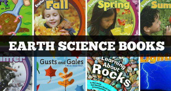 Earth Science Books for Preschool