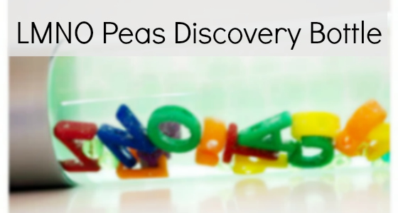 LMNO Peas Discovery Bottle side
