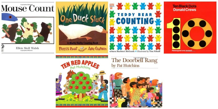 Counting Books for Preschoolers