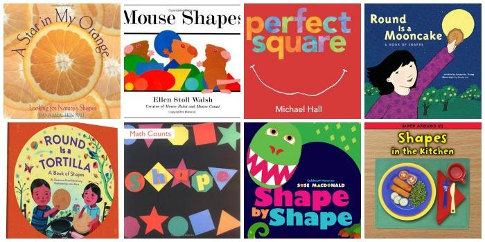 Shape Books for Preschool