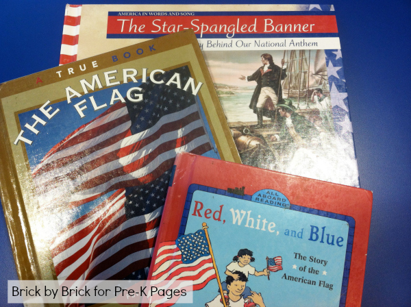 books about American Flag