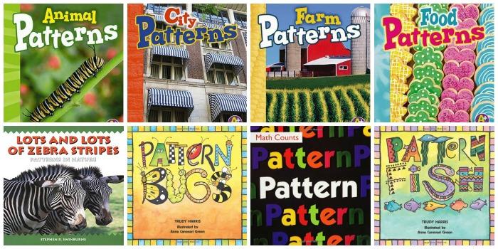 Pattern Books for Preschool
