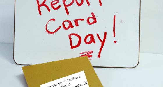 Pre-K Report Card