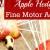 Apple Fine Motor