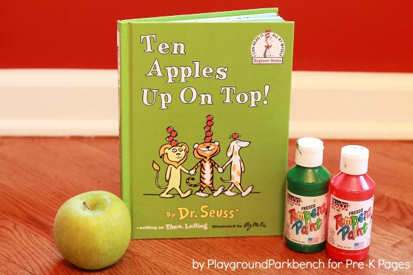 Ten Apples Up On Top Apple Prints
