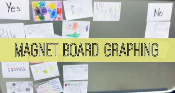 Magnet Board Graphing