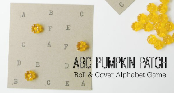ABC Pumpkin Patch Game