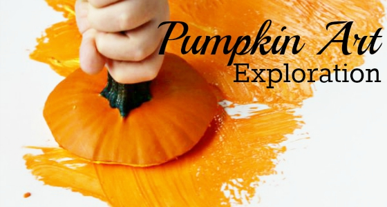 Pumpkin Art Exploration