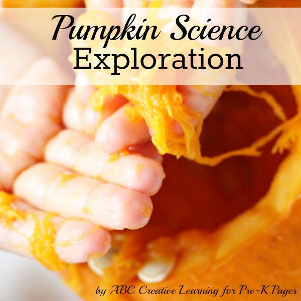 Pumpkin Science Exploration
