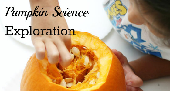 Pumpkin Science Exploration