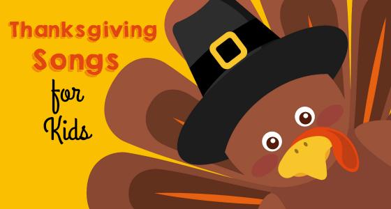 Thanksgiving Music for Preschool Kids