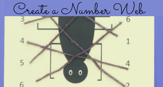 Spider Web Number Matching