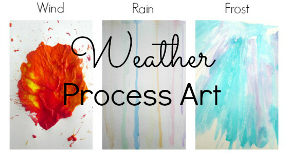 Three Weather Art Activities